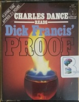 Proof written by Dick Francis performed by Charles Dance on Cassette (Abridged)